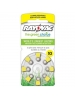 Rayovac L10ZA-8ZM - Zinc Air Battery - 1.4 Volt - For Hearing Aids - 10 Size - 8 Pack - Sold by Pack Only